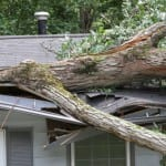 Storm Damage Repair in Midland, Ontario